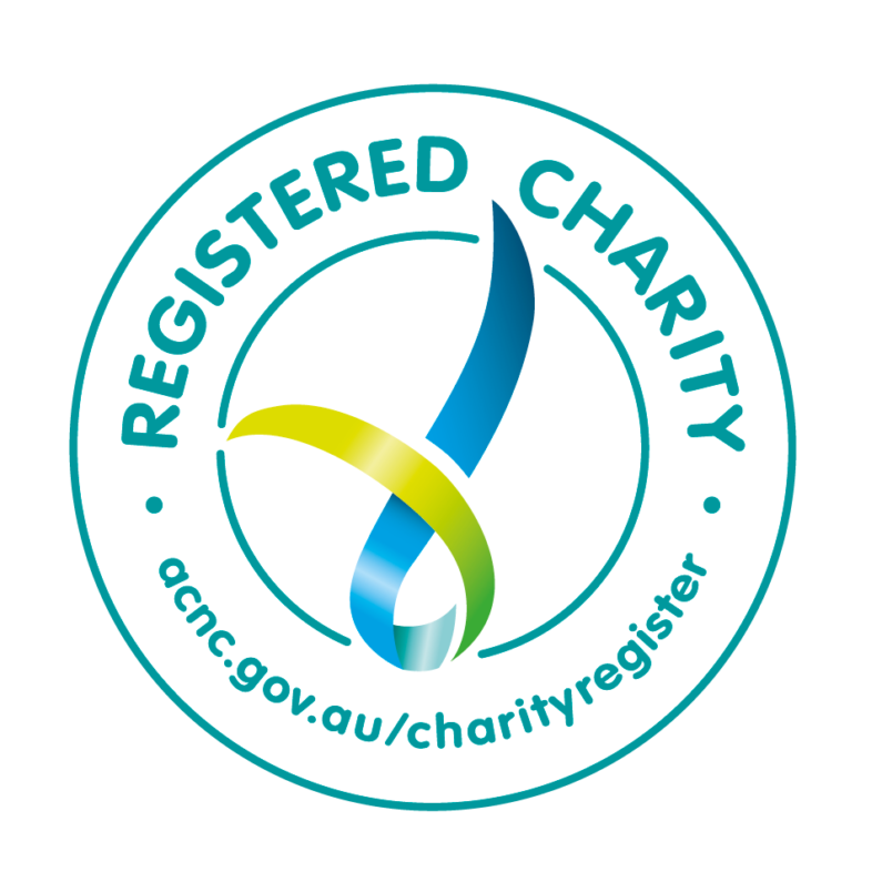 ACNC Registered Charity Tick logo